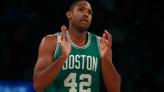 Celtics different squad with Al Horford on floor