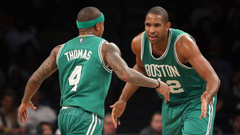 Thomas Horford joining Celtics for meeting with Gordon Hayward