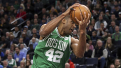 Al Horford Boston Celtics big out vs Utah Jazz Guerschon