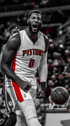 Andre Drummond Wallpapers by JogeRetro