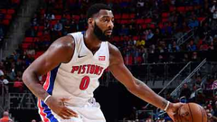 Andre Drummond embracing new role in Detroit Pistons offense