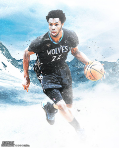 Poster I made of Andrew Wiggins that I thought you guys might like
