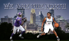 Andrew Wiggins Teddy Bridgewater Wallpapers timberwolves