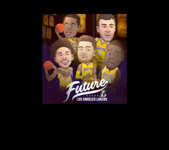 Future mobile wallpapers version lakers
