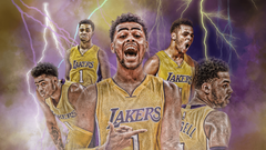 D Angelo Russel Thunder Wallpapers