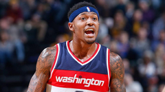 Bradley Beal Wizards Max contract for agent