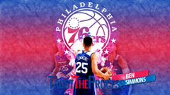 Image of Ben Simmons By Infaction