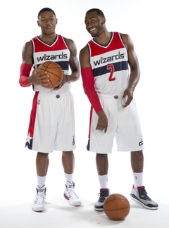 Wall Beal Combine for 40 Against Cleveland