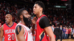 James Harden and 4K Anthony Davis Wallpapers