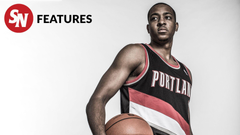 C J McCollum is breaking out and turning heads