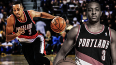 C J McCollum winning Most Improved Player showcases future for