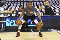 Watch CJ McCollum Scores 8 points with 4 Rebounds In NBA Africa
