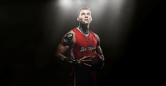 QQ Wallpapers LA Clippers Superstar Blake Griffin Wallpapers and