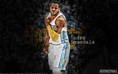 Andre Iguodala Nuggets NBA Wallpapers