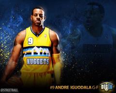 Andre Iguodala Denver Nuggets Wallpapers