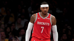 NBA trade news Rockets agree to deal Carmelo Anthony to Bulls