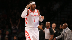 NBA rumors Carmelo Anthony Rockets discussing his role with team