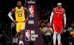 LeBron James Addresses Those Carmelo Anthony to Lakers Rumors