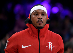 Carmelo Anthony s Future In Houston Has Been Decided
