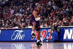 NBA Basketball Charles Barkley Phoenix Suns Sun Wallpapers HD