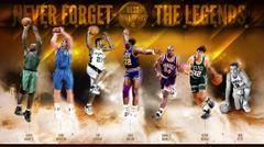 basketball sports nba legends kevin garnett dirk nowitzki tim