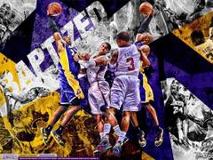 Kobe Bryant Baptizes Chris Paul Wallpapers