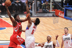 Rockets turn down Clint Capela for DeAndre Jordan trade