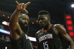 Clint Capela and the Rockets only have two options left in