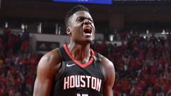 Clint Capela Houston Rockets agree to five