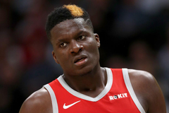 Clint Capela out four to six weeks with injured thumb