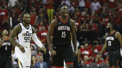 Clint Capela s defense gives Rockets a chance at the impossible