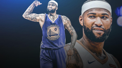 Warriors news DeMarcus Cousins had players calling him upon