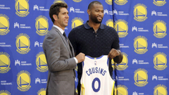 No winners or losers in DeMarcus Cousins Warriors press conference