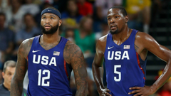 NBA agency Kevin Durant very happy about DeMarcus Cousins