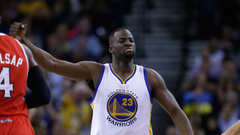 Draymond Green enjoys destroying the hopes and dreams of Rockets