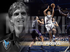 Dirk Nowitzki Dallas Mavericks Wallpapers