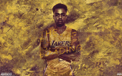 D Angelo Russell Wallpapers by IshaanMishra