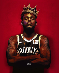 The Notorious D Angelo Russell on Behance