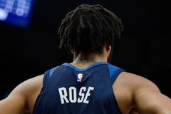 Minnesota Timberwolves Derrick Rose is the man now