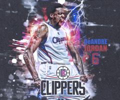 DeAndre Jordan wallpapers HD backgrounds desktop iPhones