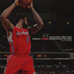 Clippers Push DeAndre Jordan for Defensive Player of the Year