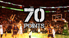 Devin Booker scores 70 points in loss to Celtics