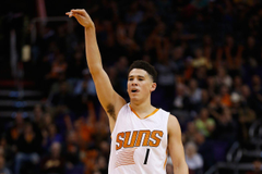 Is Devin Booker good enough to breakup the Suns dynamic guard duo