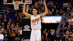 Suns snap losing streak beat Hornets