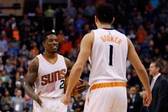 Phoenix Suns Devin Booker flashing unique scoring ability