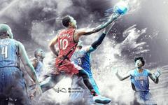 DeMar DeRozan NBA Wallpapers by skythlee