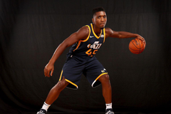 The Downbeat NBA Rookies Show Respect for Donovan Mitchell