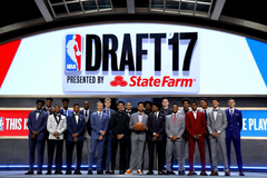 Donovan Mitchell drafted 13th overall by the Denver Nuggets