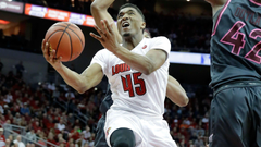 Louisville sophomore Donovan Mitchell to enter NBA Draft won t