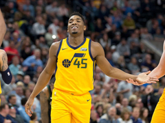 Utah Jazz stepping up on offense with Rudy Gobert sidelined